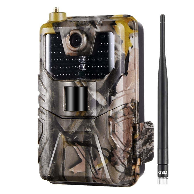 Hot 3C-20Mp 1080P Wildlife Trail Camera Photo Traps Night-Vision 2G Sms Mms Smtp Email Cellular Hunting Cameras Hc900M Surveilla/Hot 3C-