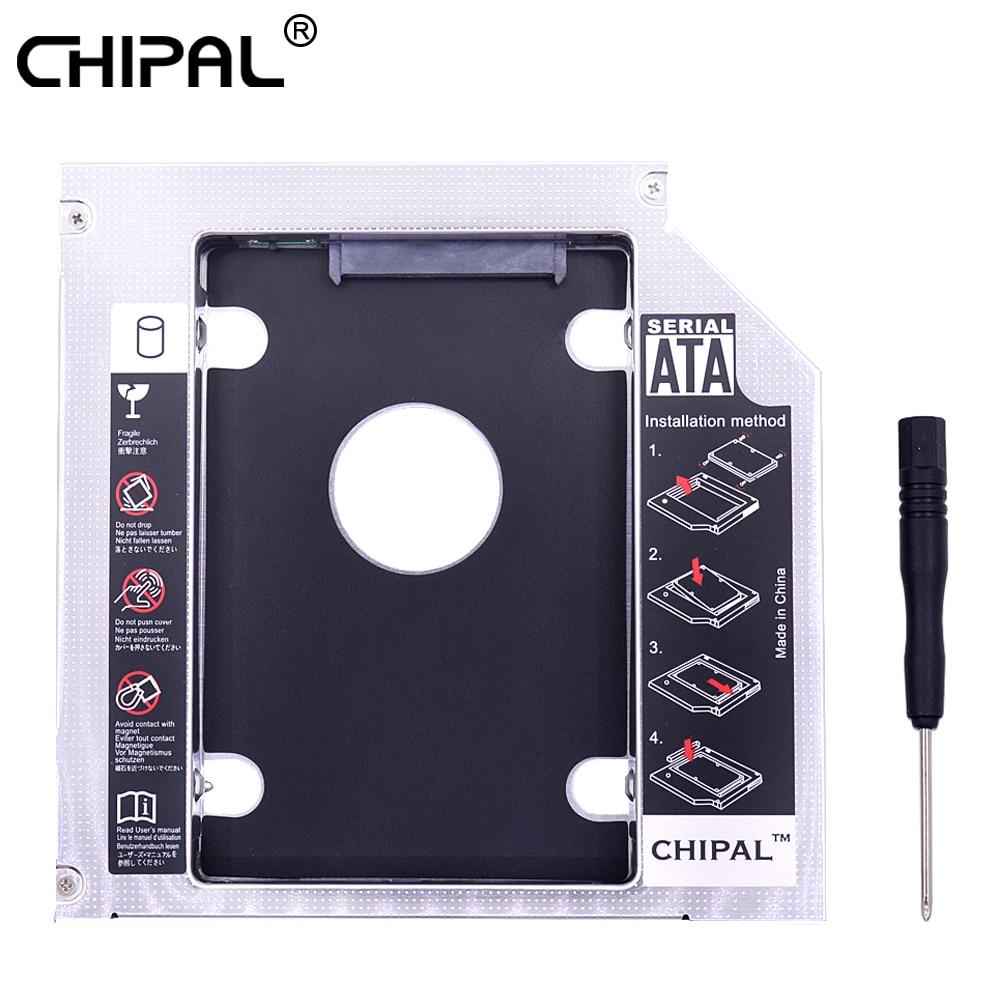 Chipal universal 2nd hdd 캐디 12.7mm 2.5 \\\