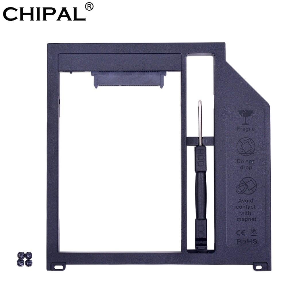 Chipal sata 3.0 두 번째 hdd 캐디 9.5mm 2.5 \\\